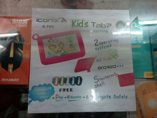 Iconic kid tablet C703