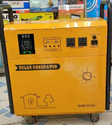 Solar Generator AC Current Out Put image 1