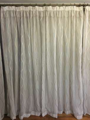 Blackout curtains & sheers