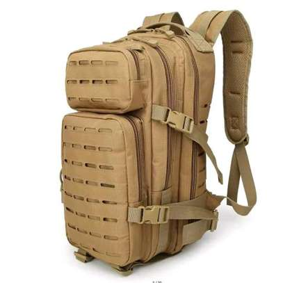 Green, black , brown tactical quality military combat desert bags image 2
