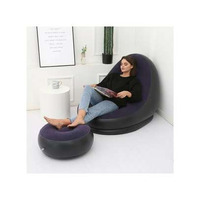 Inflatable seats image 4