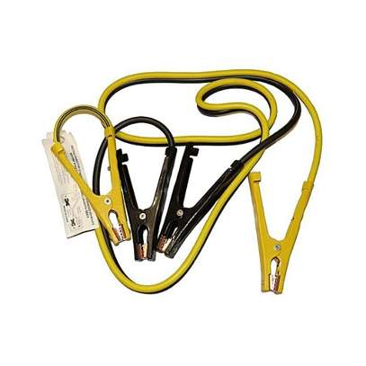 500 Amp Heavy Duty Car Jump Starter Leads Booster Cable Car Jumper image 1