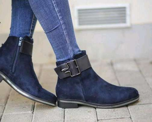 Ladies ankle boots image 4