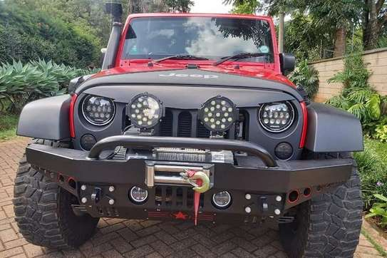 Jeep Wrangler 3.6 V6 image 6