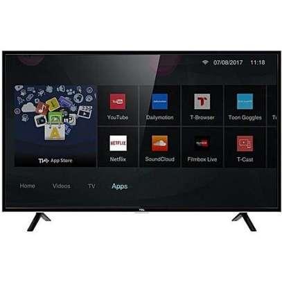 Syinix 55F1S 4K ULTRA HD SMART ANDROID TV image 1