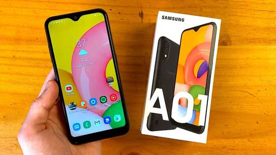 Samsung Galaxy A01 image 1