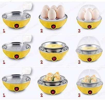 Egg poacher egg cooker egg steamer egg boiler image 3
