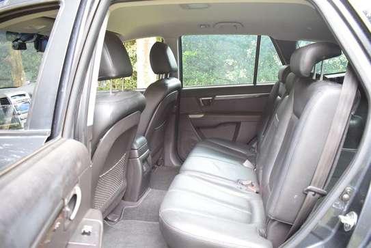 Hyundai SantaFe Year 2012 KCX Gray Color Ksh 1.95M image 6