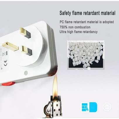 3200W Mechanical Timer for Electrical and Electronic Appliances image 3