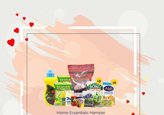 Home Essentials Hamper