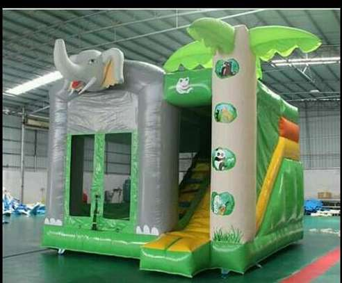 Bouncy castles for hire image 2