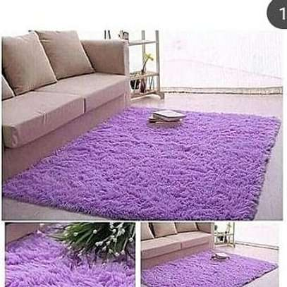 Fluffy carpets