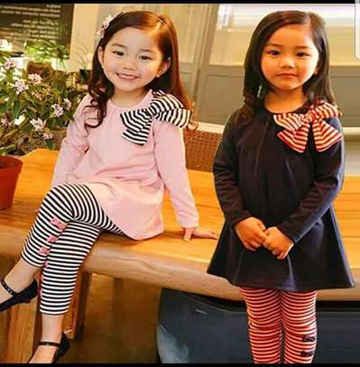 2Pc Girl outfit