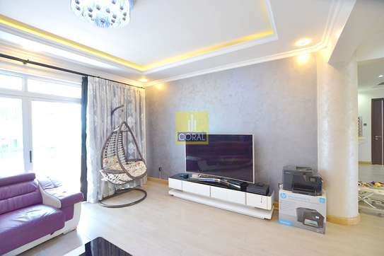 Furnished 4 bedroom apartment for rent in Kileleshwa image 3