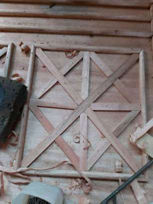 Solid Mahogany beds image 9