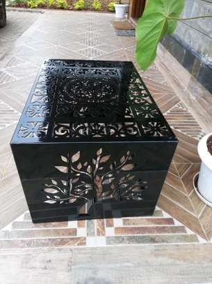 Laser Cut Coffee Table image 2