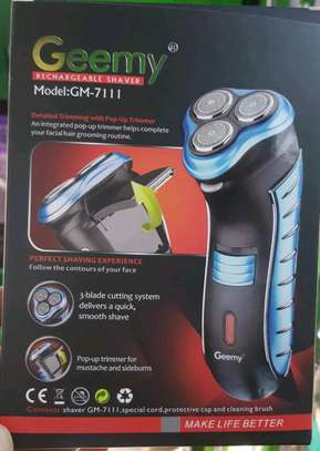 Geemy Rechargeable smoother image 1