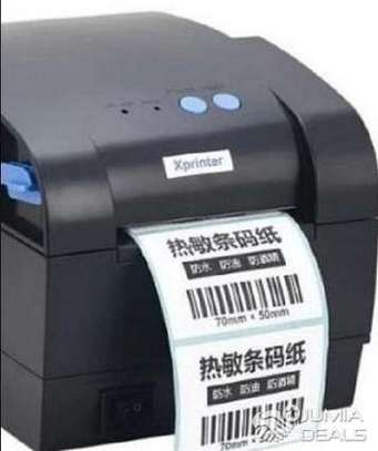 Xprinter Barcode Label Printer image 1