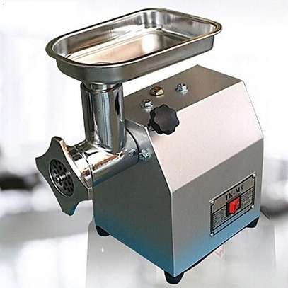 Meat grinding machine or often called Meat Grinder is a tool or machine used to grind meat into a finer, high-quality shape image 1