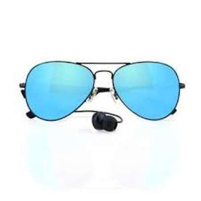 Generic K3-P – Bluetooth Smart Sunglasses – Black image 1