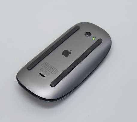 Apple Magic Mouse Bluetooth Rechargeable - Space Gray image 2