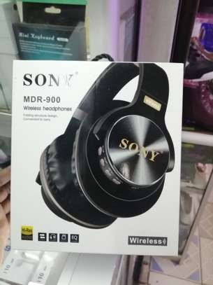 New Sony Wireless Headphones image 1