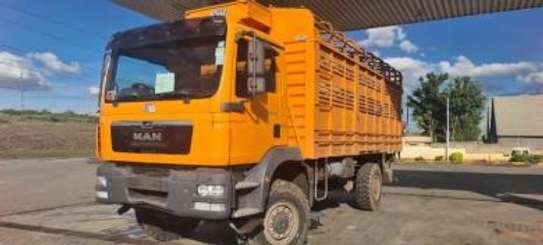2017 Man Truck SX 43 KCV diesel 6900cc Like New image 12