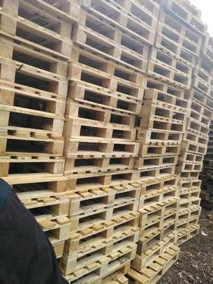 Wooden Pallets image 7