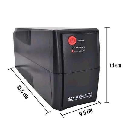 OfficePoint Back-Up UPS 650VA Black image 5
