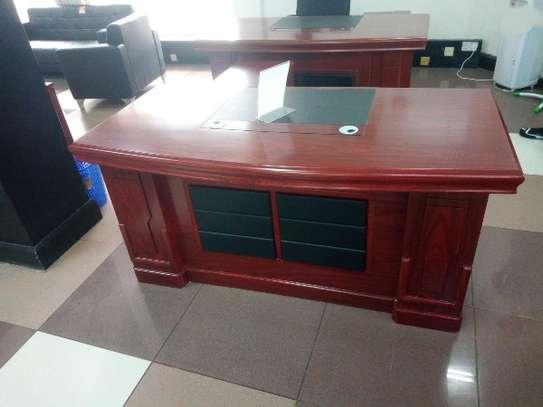 1.6m executive office desk image 3