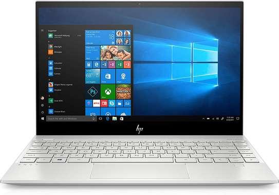 "HP ENVY 13-AQ0011 Core™ i5-8265U 1.6GHz 256GB SSD 8GB 13.3"" (1920x1080) TOUCHSCREEN BT WIN10 Webcam NATURAL SILVER Backlit Keyboard FP reader image 4"