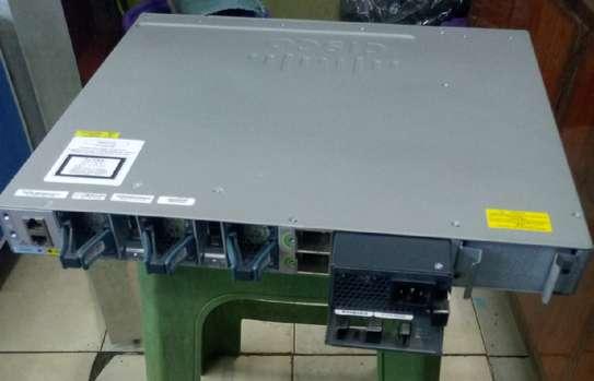 3850 UPOE 24 Cisco Switch image 3