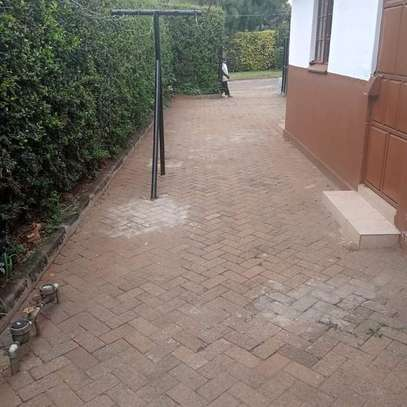 TOLET. One bedroom guest wing with private gate in Loresho image 8