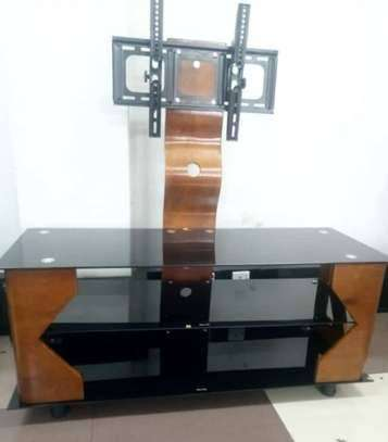 Tempered Glasstop tv stands image 4