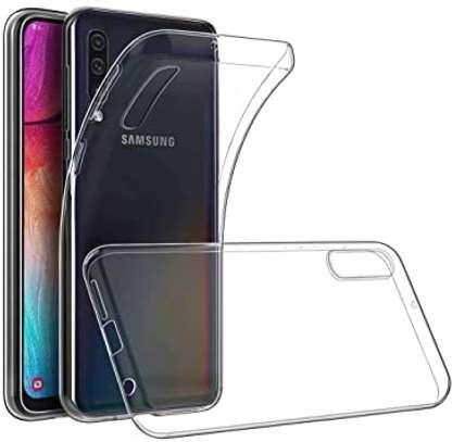 Clear TPU Soft Transparent case for Samsung A70 A60 A50/A50s A40 A30/A30s A20/A20s A10 image 3