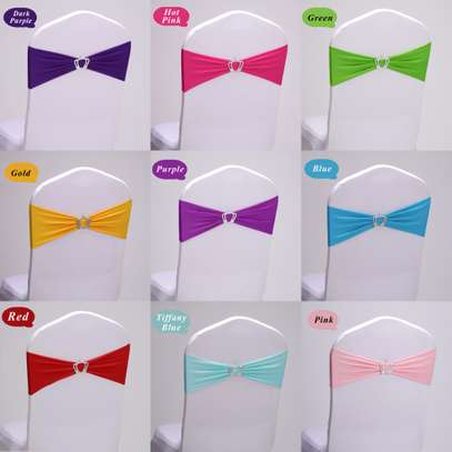 Wholesale Chair tie bands for sale image 2