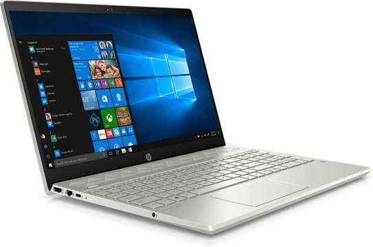 HP Pavilion Silver NoteBook Intel Core i5 Processor image 3