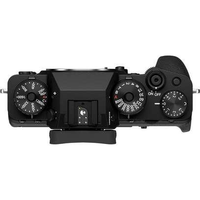 FUJIFILM X-T4 Mirrorless Digital Camera (Body Only, Black) image 3