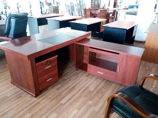 1.8m executive office desk image 1
