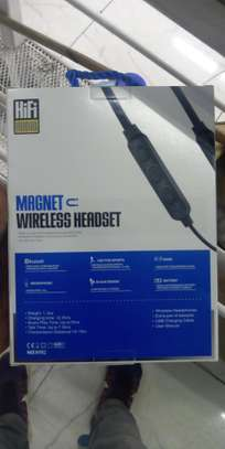 Magnet wireless headsets image 2
