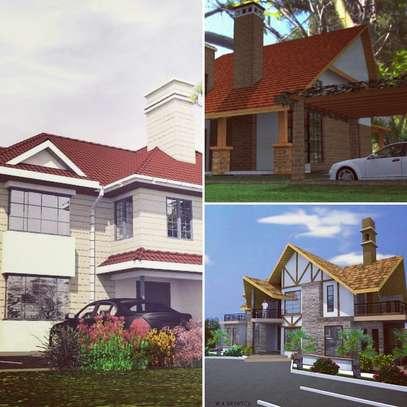 MODERN HOUSE PLANS & DESIGNS