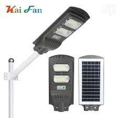 street light 60watts solar image 1