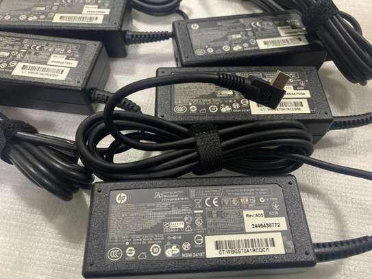 Hp Type C 65 Watts Charger image 1