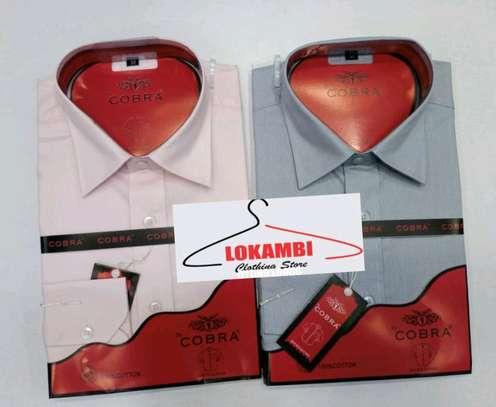 Executive slim fit shirts image 3