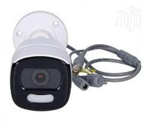 Dark Fighter CCTV camera image 4
