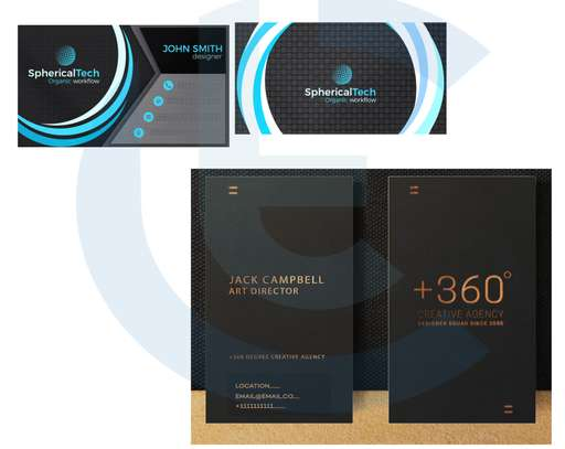 Business Cards Printing Services image 1