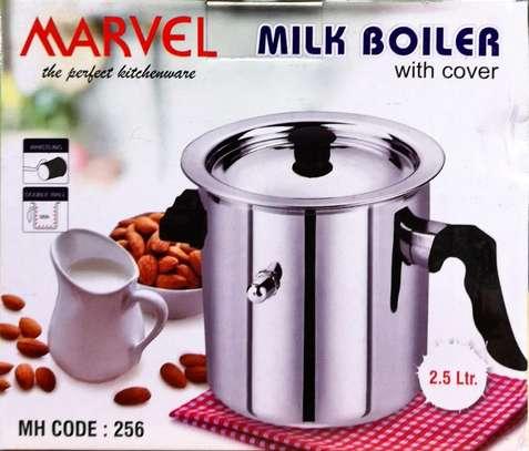 Milk boiler image 1