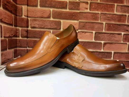 Light brown official Huaji shoes image 1