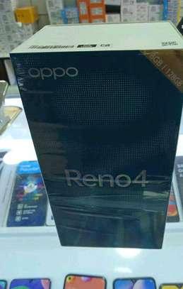 OPPO RENO 4 5G 128GB ROM 8GB RAM 6.43INCHES image 1