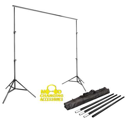 Adjustable Backdrop Stands , Exhibiton Stand, Event Stand, Background Stand image 1